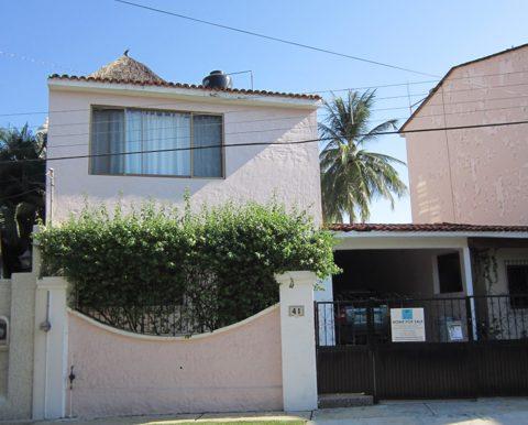 Casa Bucerias Facade