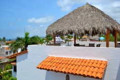 Rooftop privileged view Palapa