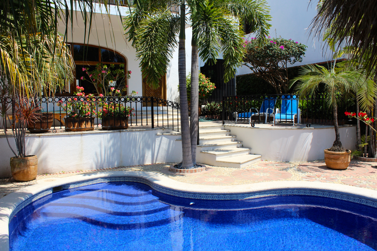 Classic Bucerias Home with Pool